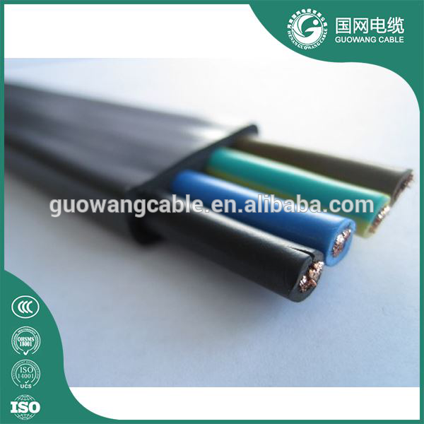 underwater electrical cable h07rn-f cable