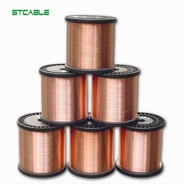 Bare copper conductor electrical copper wire low price