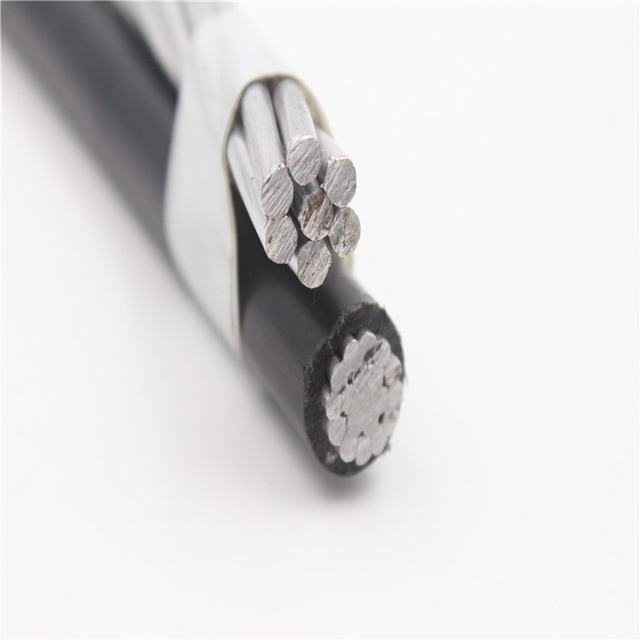 overhead insulated cable aerial bundled cable