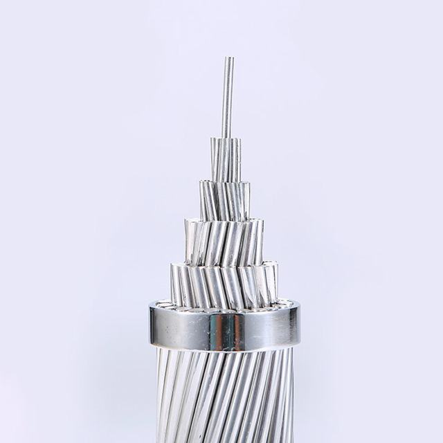 Factory Hot Sales bare conductor cable aluminium
