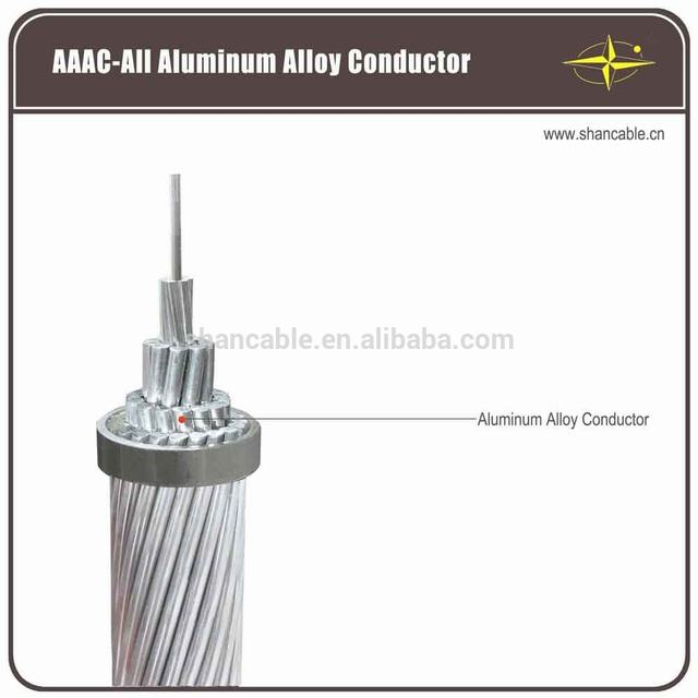 All Aluminum Alloy Conductor/Bare conductor AAAC