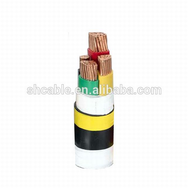 0.6/1 KV copper XLPE insulated 70mm2 YJV Power cable