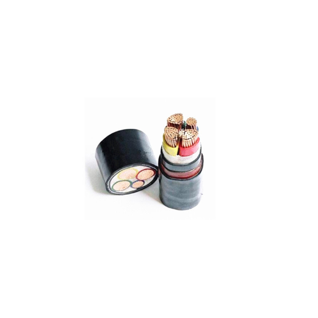 0.6/1Kv 4 Core 120mm2 5 Core 16Mm Xlpe/Pvc Copper Cable Wire Electrical YJV 5X16