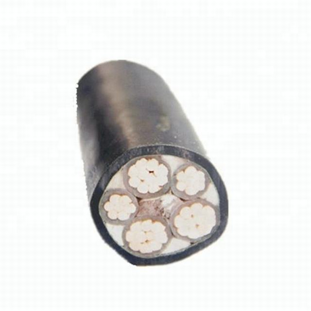 3*6 mm2 Three Copper core XLPE Insulation PVC Sheath electrical cable power cable