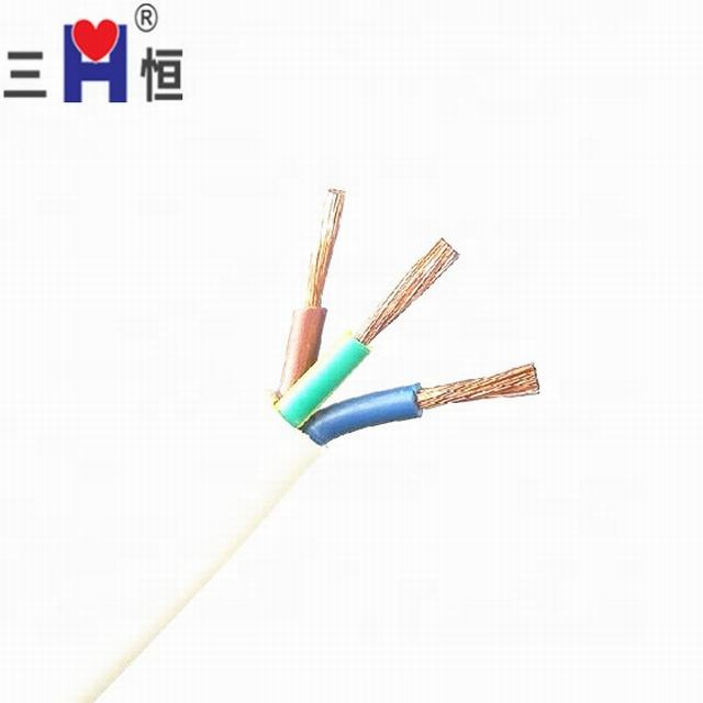 3 core 1.5mm pvc insulated flexible cable