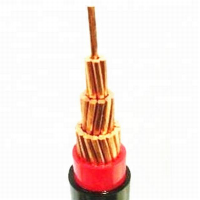 35 mm2 Single core XLPE Insulation PVC jacket electrical cable Power cable