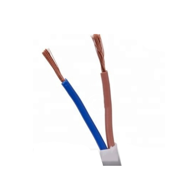 6 AWG PVC insulated low voltage outdoor lighting soft cable wire