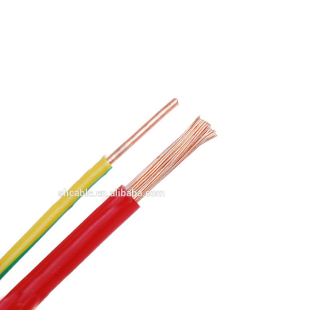 H05V-U building electric wire and cables wires