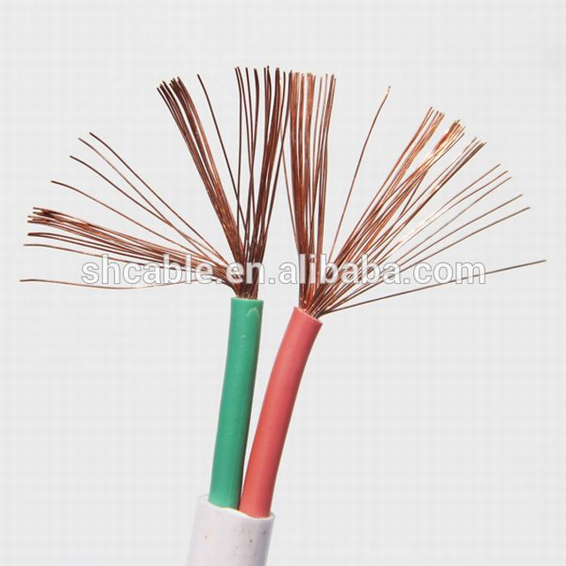 H05VV-F 10mm 3 core cable Sheath Orange Mains Power Cable
