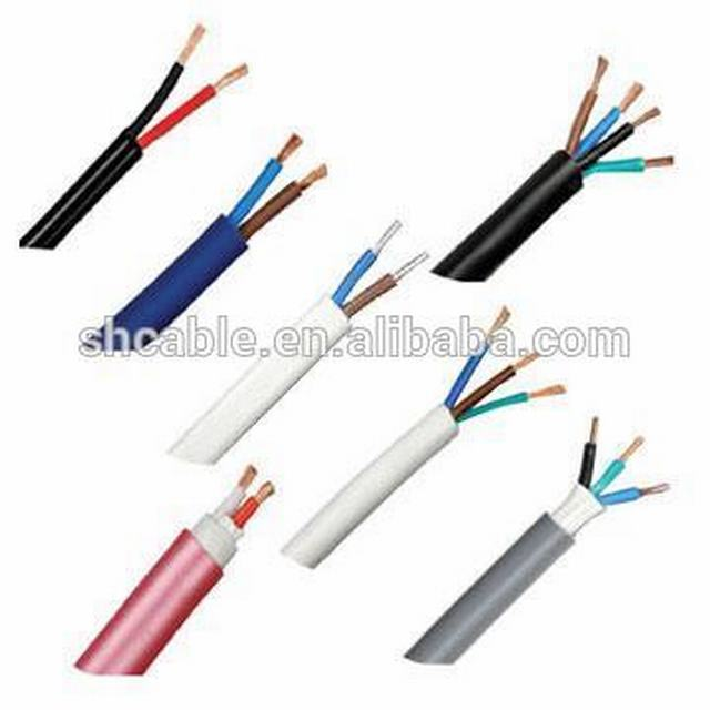 House wiring pvc insulated copper wire cable electric price
