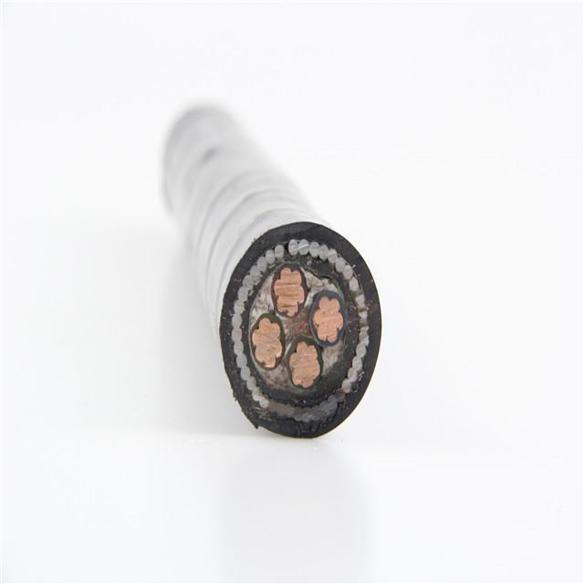 NYRY YJV32 0.6/1kv 4c 70mm2 xlpe underground power cable