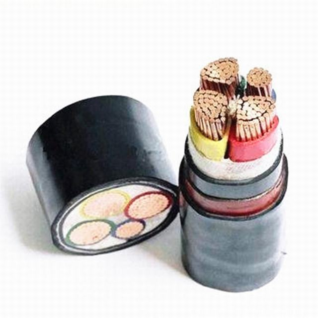 Power Cable Wire Yjv5x50 XLPE Insulation PVC Sheath Copper Power Cable
