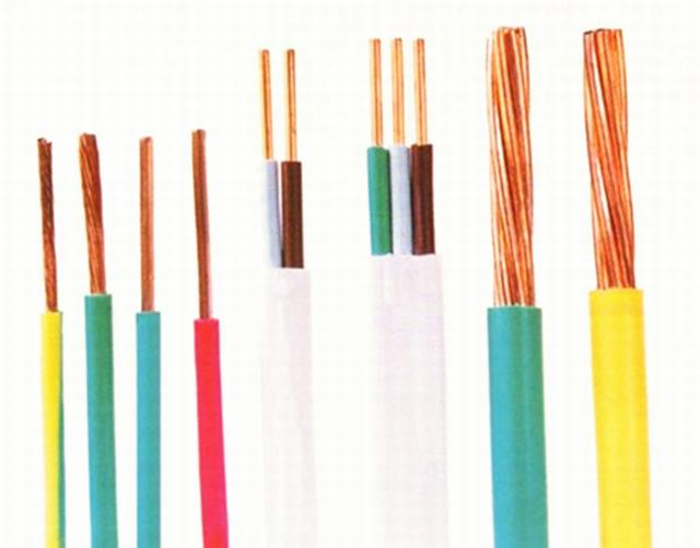 SanHeng Factory Best Price LSZH/PVC BVV Electrical Cables And Wires