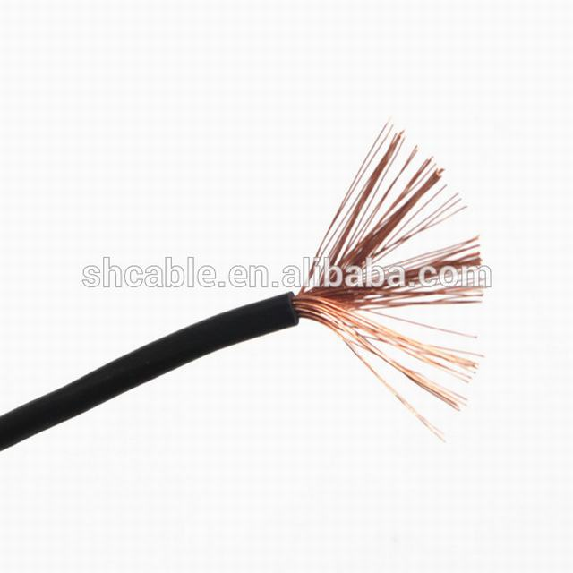 Single core soft drawn nonsheathed electrical cable wires PVC insulation Copper cores cable