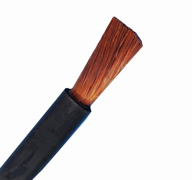 Superflex Rubber Insulation 25mm Single Copper Core Welding Cable