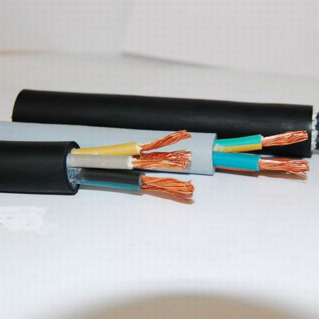 flexible cable wire multi core cable wire copper conductor electricity cable wire
