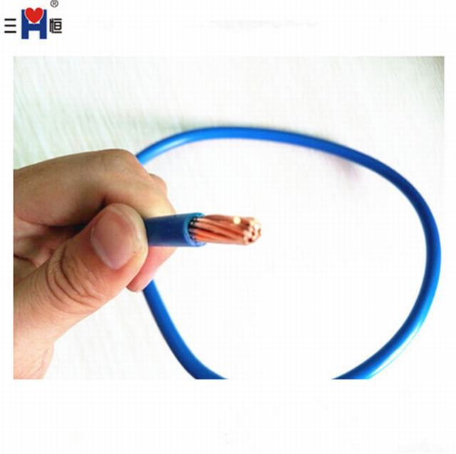 stranded 1.5 mm 2.5mm 4mm 6mm low voltage insulated electric cable price