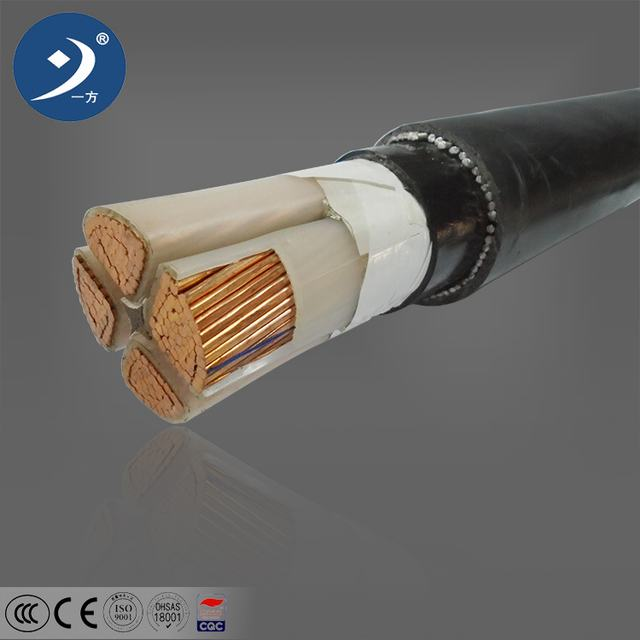 21kv / 4cx35mm2 / 4x10mm2 / waterproof copper armored / power cable
