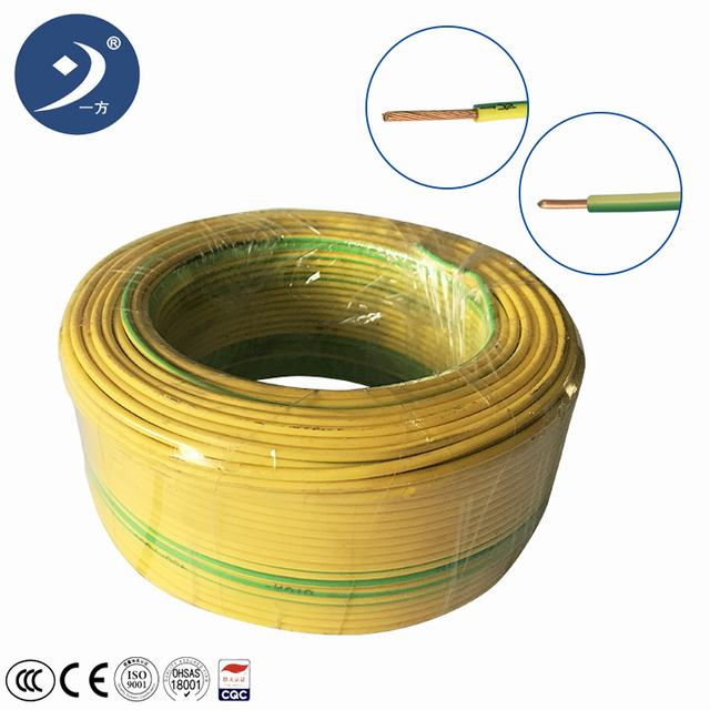 600/1000V THW / THHN / TFPVC / Electrical Wire / electric house wires cables 25mm / house wire cable