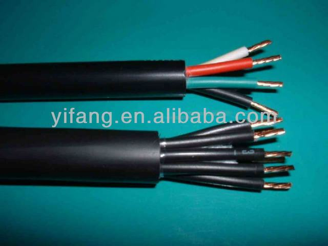 Control Cable CY/YY/SY Cable in PVC and LSZH