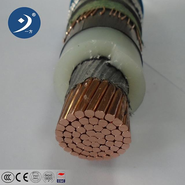 15mm2 ~ 185mm2 single core pvc insulated copper stranded wire ground cable