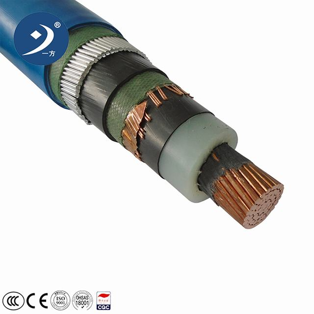 YJV high Volta flame retardant electrical cable copper cable prices in south africa