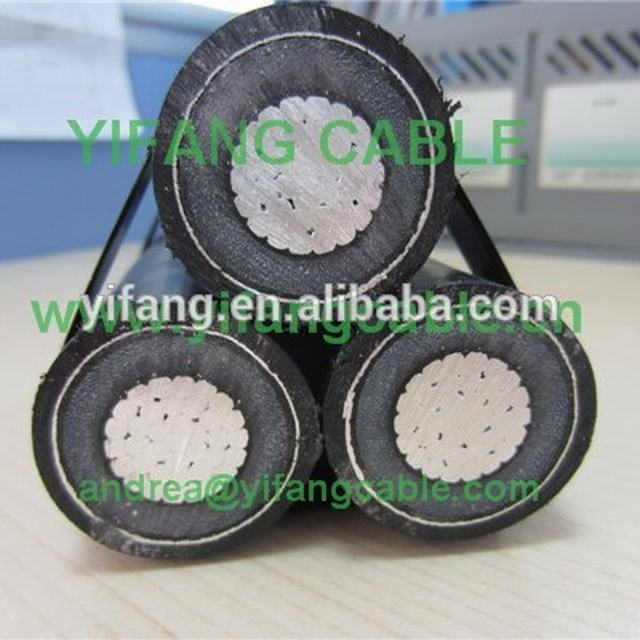 NFC 33226 Standard MV Cable HTA CIS 6/10KV