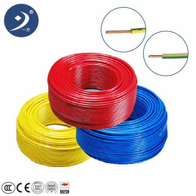 TW Electrical Wire cable / Green/Yellow 1.5mm 2.5mm 4mm 6mm 10mm 16mm and lowes electrical wire prices