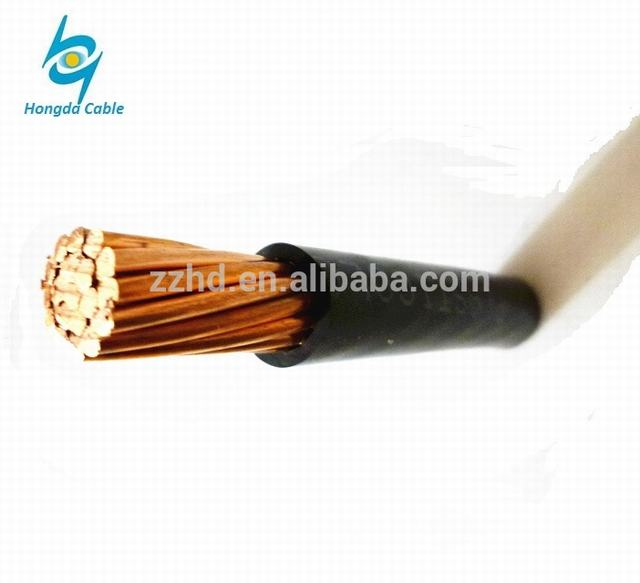 600V copper type 12 AWG PVC insulated copper TW THW wire
