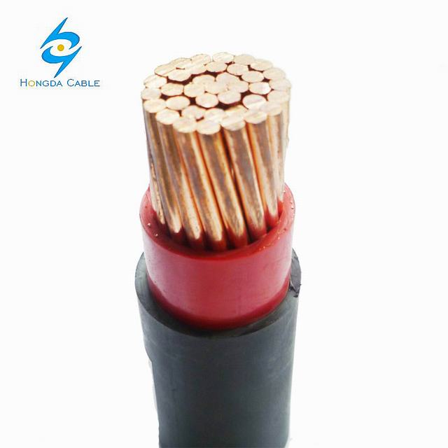 600V single core copper PVC insulated 70mm2 50mm2 35mm2 25mm2 electric cable