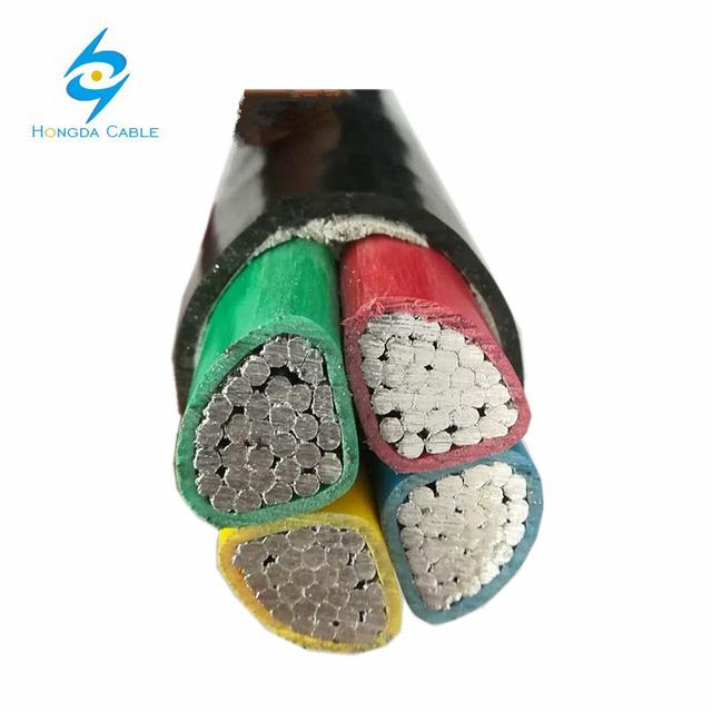 70mm aluminium cable wire lv underground 4c 70mm2 xlpe power cable