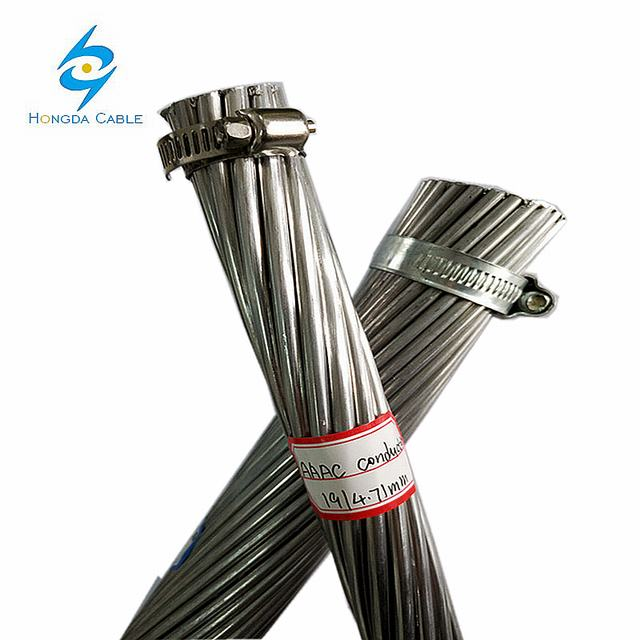 Aluminium Alloy Cable AAAC Oak 118.9mm2 Bare Conductor