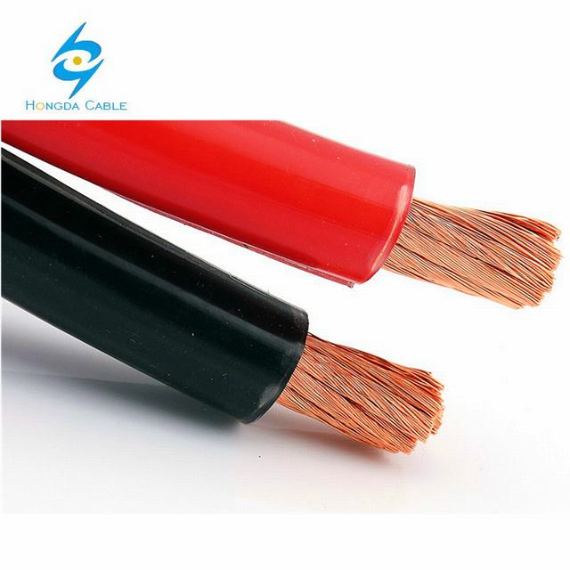 Copper Stranded Conductor Flexible Cable 16mm 25mm2 35mm2 PVC Flexible Electrical Wire