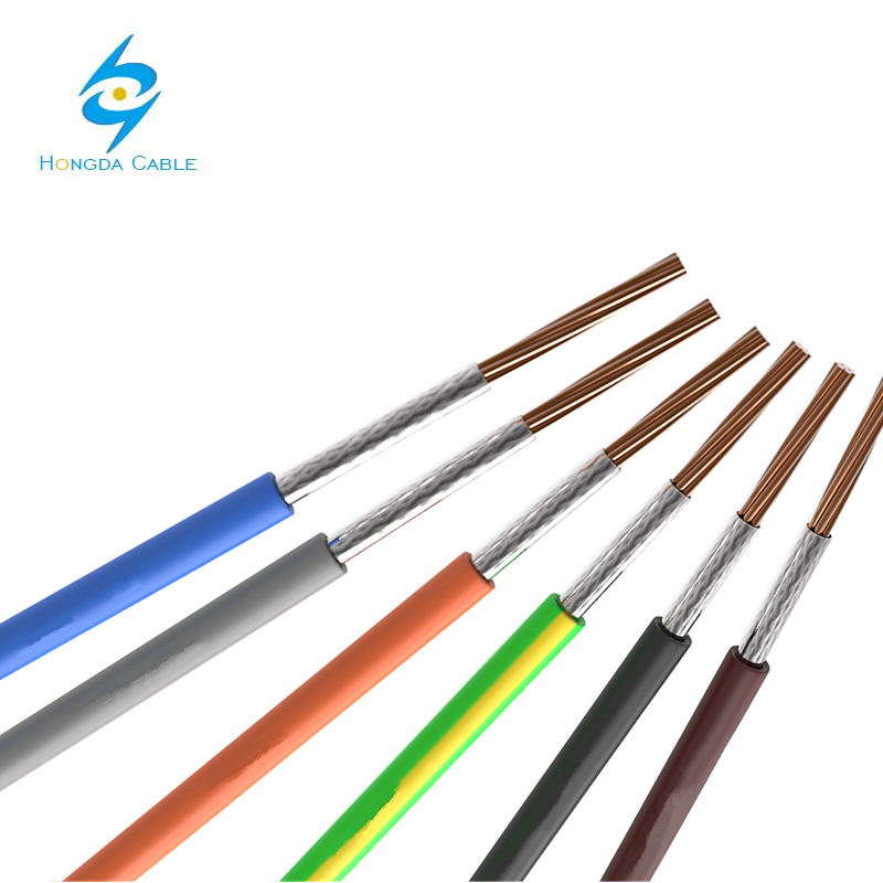 IEC Shield Fire Resistant Cable Price 1.5mm 2.5mm 4mm 6mm 10mm