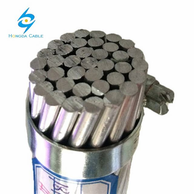Low Price Overhead Conductor ACSR, AAC, AAAC, AACSR, ACAR, 1350 Hard Draw Aluminum Strands For Power Stations