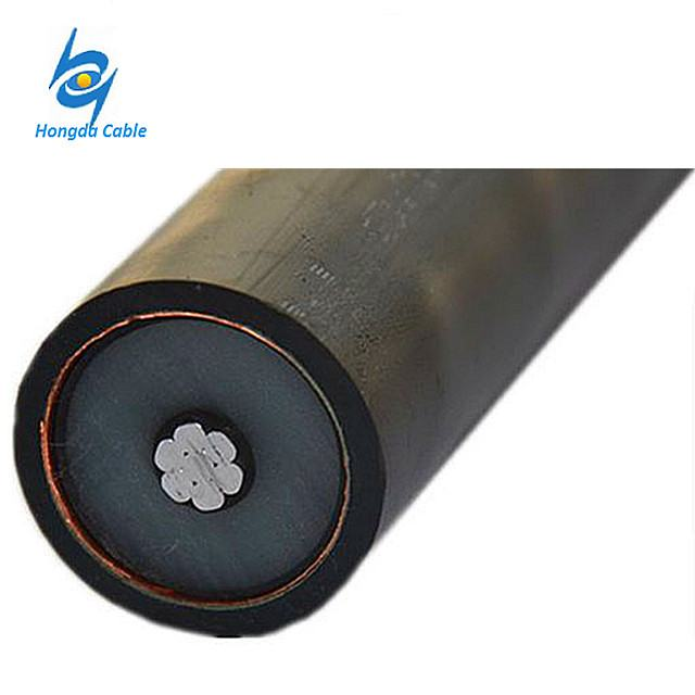 NFC 33-226 12 / 20 ( 24KV ) XLPE Aerial Bunch Power Cables