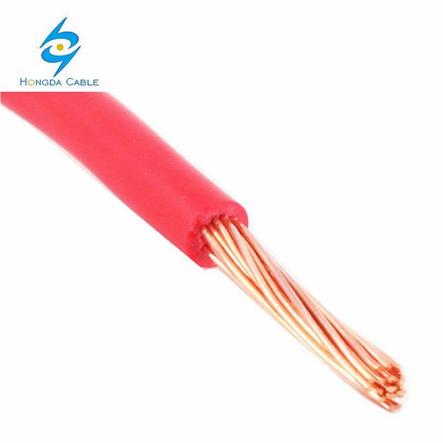 Single Core 25mm Electric Wire Electrical Cable Price