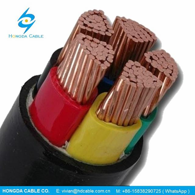 na2xy al/xlpe/swa/pvc 5 core power cable price in pakistan
